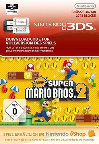 New Super Mario Bros. 2 [3DS Download Code]
