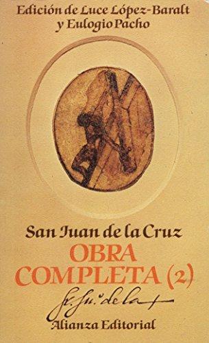 Obras completas II (san Juan de la Cruz) (Libro De Bolsillo, El)