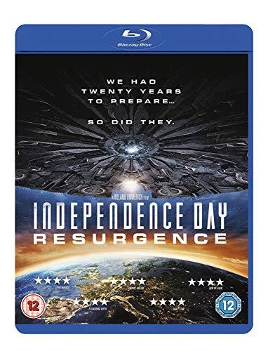 Independence Day Resurgence BD [Blu-ray]