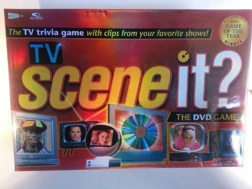 Scene it? TV Trivia Game by SCREEN TREE - ORTREVE AGES 13...