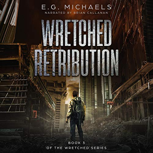 Wretched Retribution  By  cover art
