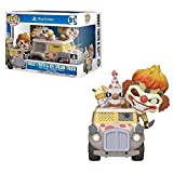 Funko Pop Rides 91 Playstation Sweet Tooth & Ice Cream Truck – GAMESTOP Exclusive