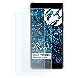 Bruni Schutzfolie kompatibel mit Vernee Apollo Folie, glasklare Bildschirmschutzfolie (2X)
