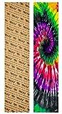 Trouble 11' x 49' Longboard Grip Tape Skateboard Griptape Sheet Bubble Free Tie Dye (L21)