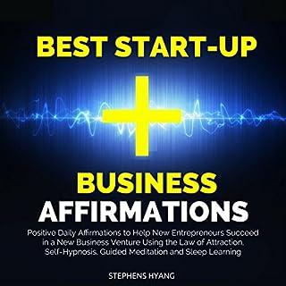 Best Start-up Business Affirmations cover art