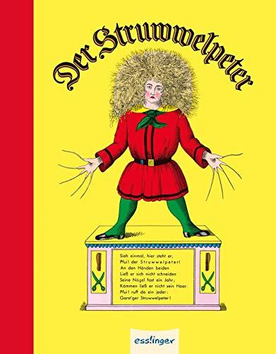 Der Struwwelpeter: Mini-Bilderbuch