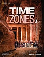 Time Zones 2nd Edition 3 Classroom Audio CD and DVD