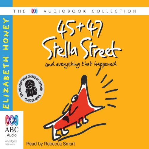 45 + 47 Stella Street audiobook cover art