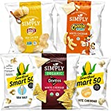 Simply & Smart50 Variety Pack, (36 Pack) (Packaging May Vary)