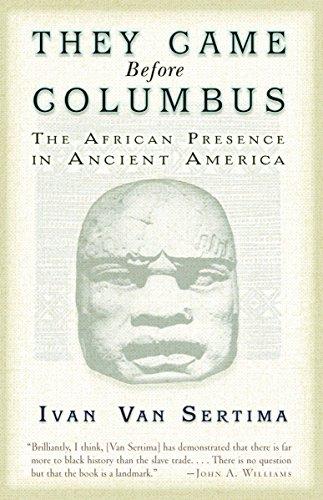 I haere mai ratou I mua o Columbus: Ko te Paenga o Awherika ki Amerika Amerika