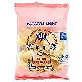 Pack 12 unds. de aperitivos 'PATATAS LIGHT' de bolsas de 95 gr