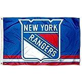 New York Rangers Flagge/Fahne/Banner Schild NFL USA Schnelle Lieferung