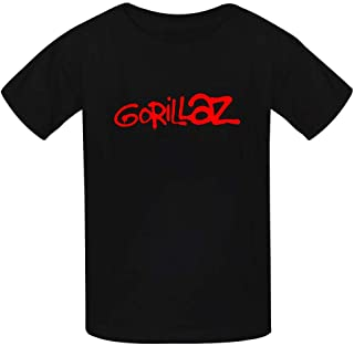 LeoCap Goril-Laz Youth's Tee Cotton T-Shirts Crew Neck Short Sleeve