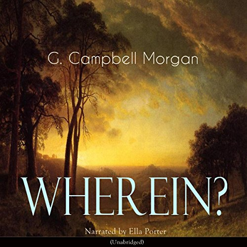 Wherein? audiobook cover art