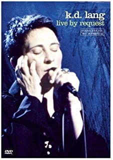 kd lang live by request