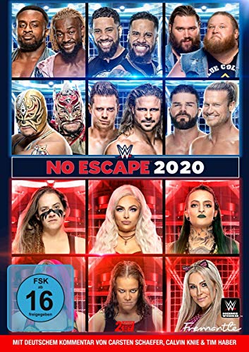 WWE - Elimination Chamber 2020 (2 DVDs)