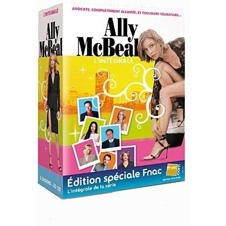 Ally McBeal - Coffret intégral des Saisons 1 à 5 [Édition Limitée]