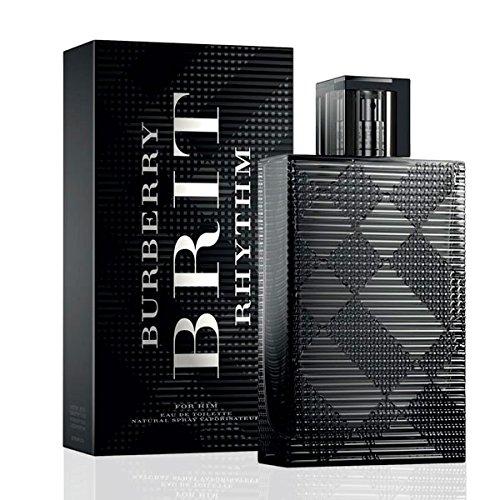 Burberry - Brit Rhythm EDT Vapo 90ml for Men