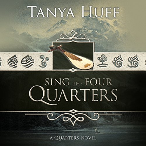 Sing the Four Quarters audiobook cover art
