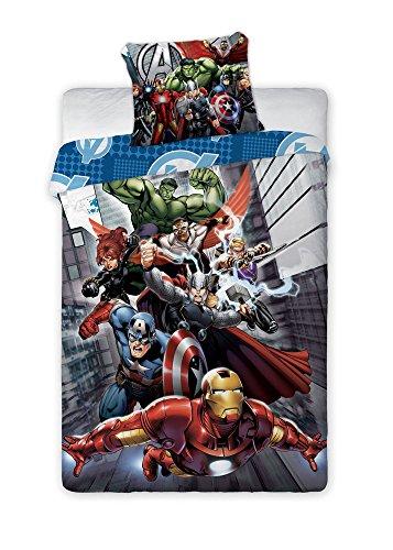 Parure de lit Avengers 140 x 200 cm