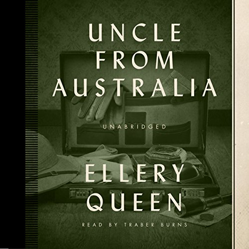 Uncle from Australia audiobook cover art