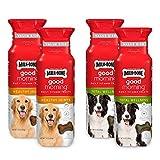 Milk-Bone Daily Vitamin Dog Treats Bundle: 2 Kinds of Dog Vitamin Treats, 150 Each