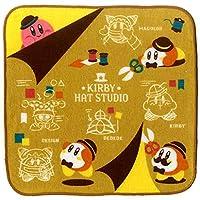 一番くじ 星のカービィ KIRBY HAT STUDIO G賞 HAT STUDIOおしゃれタオル デザインC(イエロー) 単品
