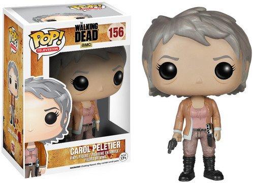 Funko 4679 POP! Vinylfigur: The Walking Dead: Carol
