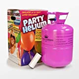 We Are Party Bombona de Helio Maxi 0,42m3 para 50 Globos.