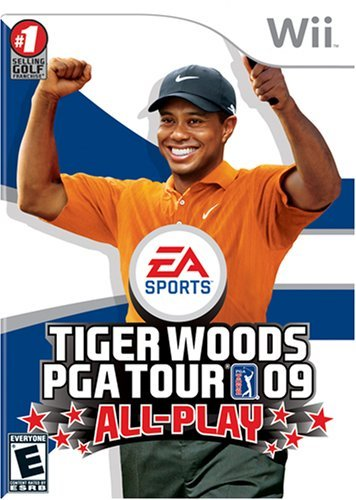 Tiger Woods PGA Tour 09 All-Play - Nintendo Wii by Electronic Arts