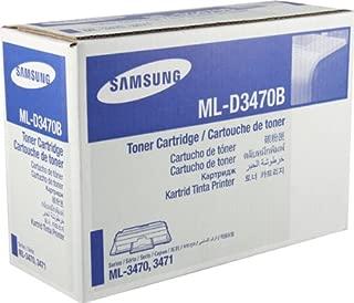 Samsung OEM Toner ML-D3470B (1 Cartridge) (ML-D3470B) -