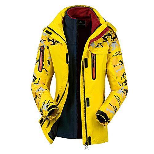 Shangyi Sportjack voor dames, tweedelig, camouflage, waterdicht en winddicht