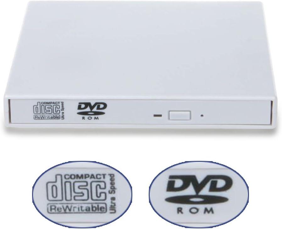 External Cheap CD DVD Drive USB Pl Reader 2.0 Optical Max 47% OFF Portable