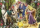 Clementoni - Puzzle Enredados (Rapunzel) de 24 Piezas