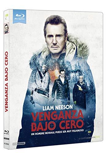 Venganza Bajo Cero [Blu-ray]