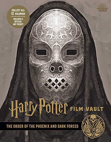 Harry Potter: Film Vault: Volume 8: The Order of the Phoenix and Dark Forces (Harry Potter Film Vault) (English Edition)