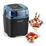 Klarstein Creamberry Máquina de helado -10 W...