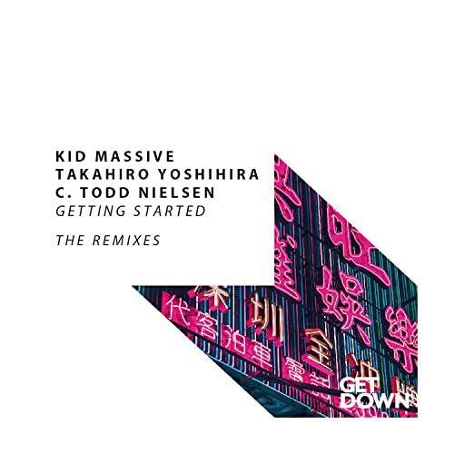 Kid Massive, Takahiro Yoshihira & C. Todd Nielsen