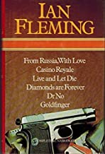 From Russia With Love / Casino Royale / Live And Let Die / Diamonds Are Forever / Dr. No / Goldfinger by Fleming, Ian (1980) Hardcover