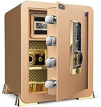Security Lock Boxes Digital Code Steel Safety Cash Box Money Safe Electronic Security Home Office Fingerprint Safe Office ...