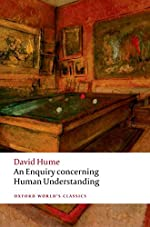 An Enquiry concerning Human Understanding de David Hume