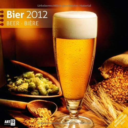 Bier 2012 Art12 Collection: Broschürenkalender