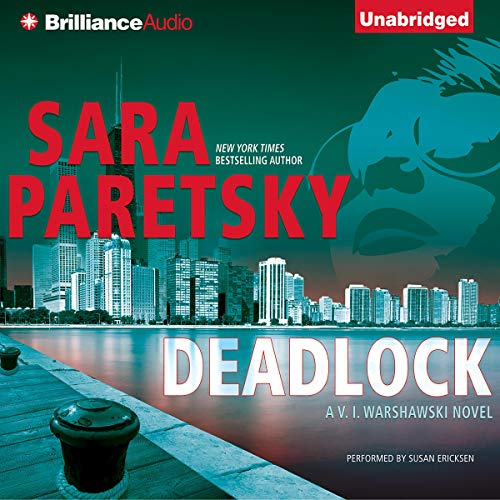 Deadlock audiobook cover art