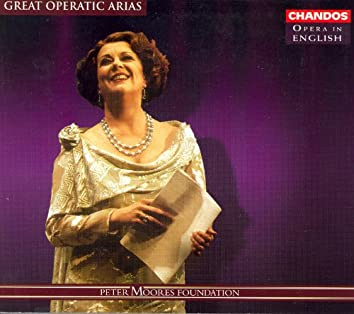 GREAT OPERATIC ARIAS (Sung in English), VOL. 12 - Yvonne Kenny