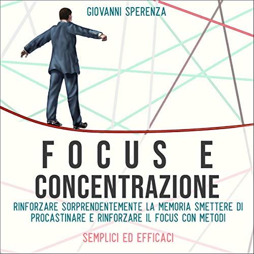 Focus e concentrazione copertina