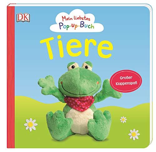 Mein liebstes Pop-up-Buch. Tiere: Großer Klappenspaß