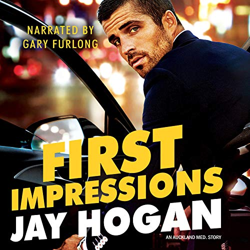First Impressions Audiobook By Jay Hogan cover art