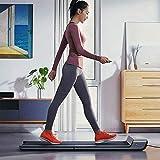 Cinta de Correr, Caminar a la Caminata eléctrica, máquina para Caminar Smart Machine con Control Remoto Pantalla LCD Ajustable para el hogar/Oficina HMP