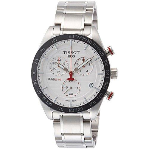 Tissot T-Sport PRS 516 Quartz Chronograaf Horloge T100.417.11.031.00