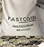1971-1978 Clad Eisenhower Dollars $100 Face-Value Bags XF-AU